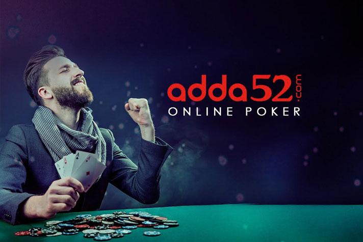 Adda52 Online Poker Players
