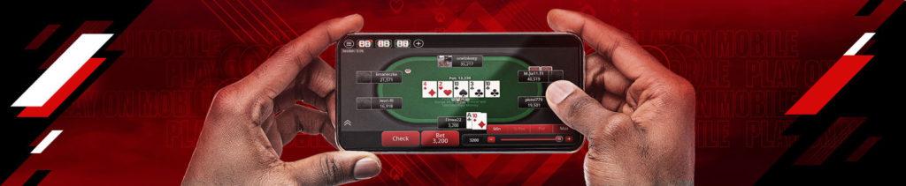 FTR Poker mobile app